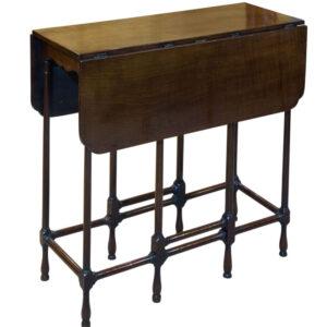 A very fine George III Chippendale period dropleaf gateleg table Antique Furniture