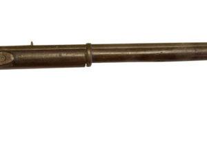"""An 1860 """"Tower"""" 3 Band Smooth Bore Rifle Antique Guns"""