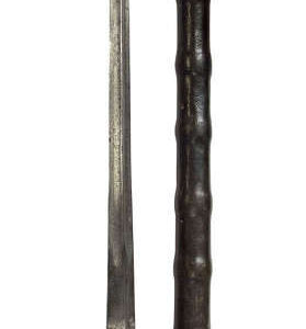 Great War Officers Swagger Stick Antique Guns, Swords & Knives
