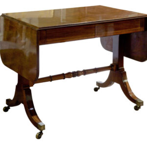 Regency mahogany sofa table Antique Furniture