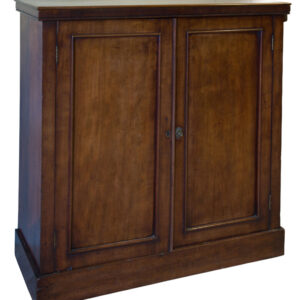 A late Victorian mahogany two door cupboard antique furniture Antique Furniture