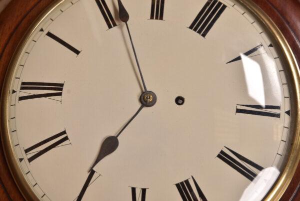 Mahogany Wall Clock SAI2419 Antique Clocks 12
