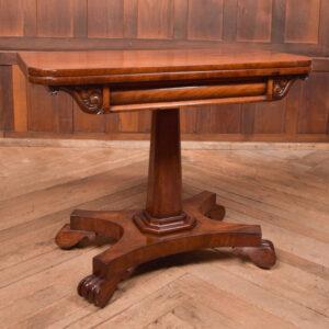 Victorian Card/Games Table SAI2404 Antique Tables