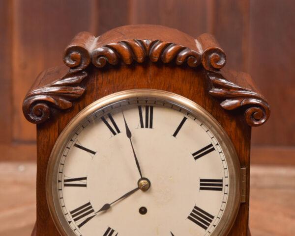 Victorian Rosewood Bracket Clock W & J Gardner Perth SAI2424 Antique Clocks 8