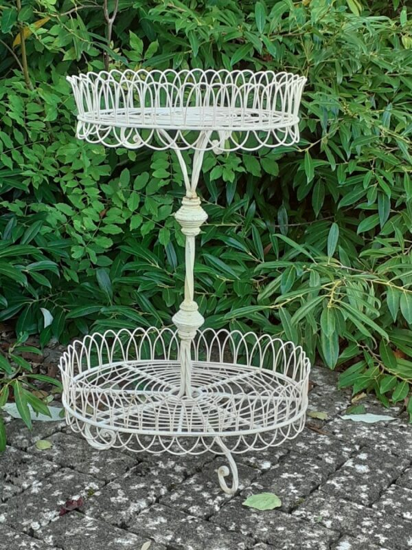 Early 19th century wirework plant stand plant stand Miscellaneous 3