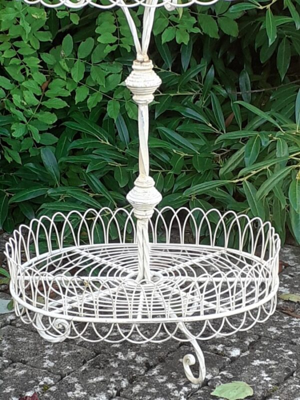 Early 19th century wirework plant stand plant stand Miscellaneous 4
