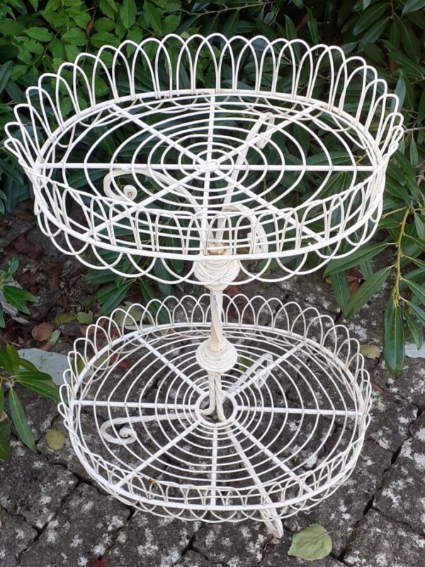 Early 19th century wirework plant stand plant stand Miscellaneous 2