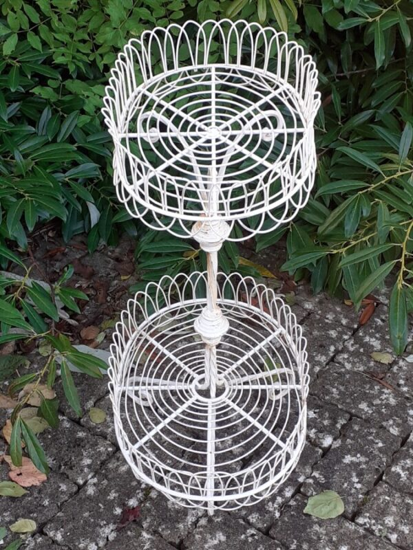 Early 19th century wirework plant stand plant stand Miscellaneous 5