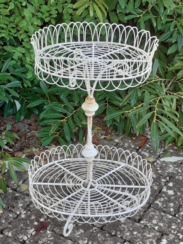 Early 19th century wirework plant stand plant stand Miscellaneous 6