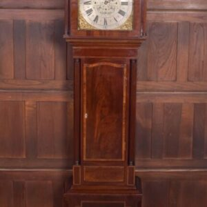 19th Century Musical Longcase Clock SAI2112 Antique Clocks