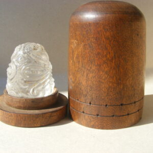 Extremely Rare Early Islamic Rock Crystal Chess piece c1000AD Egypt or Mesopotamia ancient Antique Art