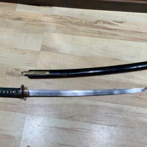 Samurai sword 18th century short sword Antique Swords