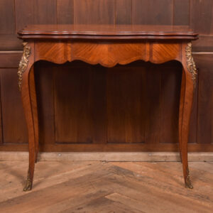 Victorian Fold Over Card Table SAI2436 Antique Tables